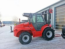 Used 2014 Manitou M5