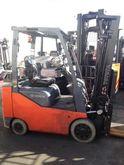 2011 Toyota 8FGCU18 LP Gas Cush