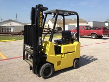 Used 1989 Hyster S30