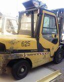 2010 Yale GDP120VX Diesel Pneum