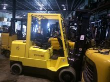 Used 2006 Hyster S10