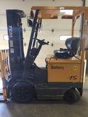 Used 1999 TCM FCB15