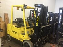 Used 2000 Hyster s50