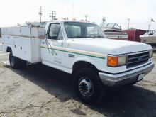 1993 Ford F350 Misc Allied Prod