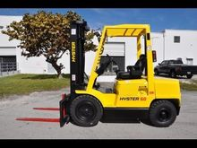 Used Hyster H60XM LP