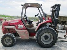 Used 2010 Manitou M3