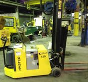 2008 Hyster W252C Electric Elec