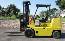 2004 Hyster S155XL2 LP Gas Cush