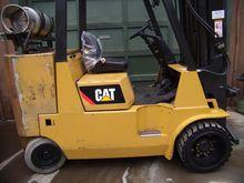 2005 Cat LP Gas Cushion Tire