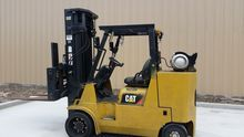 Used 2011 Cat GC55K-
