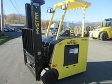 2009 Hyster E40HSD Electric Ele