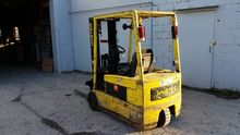 1998 Hyster J35XMT Electric Ele