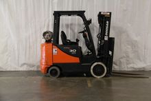 Used 2007 Doosan GC3