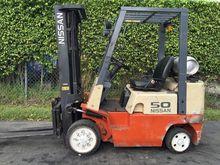 Used 2005 Nissan CPJ