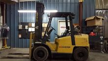 Hyster H80XM LP Gas Pneumatic T