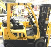 2010 Hyster S50FT LP Gas Cushio