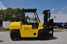 Used Hyster H80XL Di