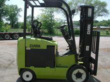 Used 2007 Clark ECX2