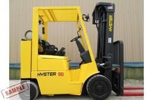 Used Hyster S80XM LP