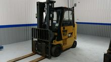 2007 Cat GC40KSTR LP Gas Cushio