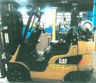 2010 Cat C5000 LP Gas Cushion T