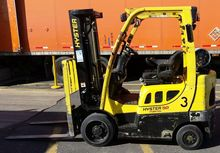 2012 Hyster S50FT LP Gas Cushio