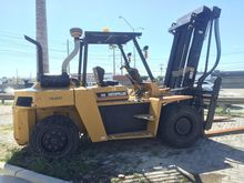 2006 Cat DP90 Diesel Pneumatic