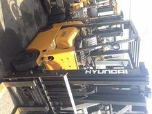 2001 Hyundai HLF15C-3 LP Gas Cu