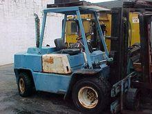 Clark C500Y100 Diesel Pneumatic