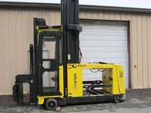 2011 Hyster V35ZMU Electric Ele