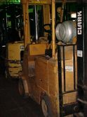 Used Cat TC30 LP Gas