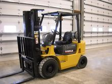Used 2002 Cat GP20K