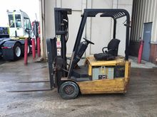 Used 2005 Cat EP16KT