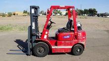 2007 Tailift FG25P LP Gas Pneum