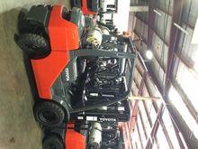 2011 Toyota 8FGU25 LP Gas Pneum