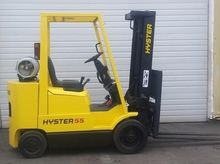 Used 1998 Hyster S55