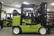 Used 2011 Clark CGC5
