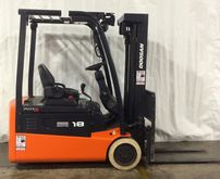2011 Doosan B18T-5 Electric Ele