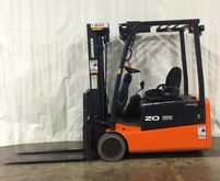 2007 Doosan B20T-5 Electric Cus