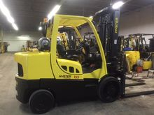 2009 Hyster S155FT LP Gas Cushi