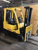 2010 Hyster S35FT LP Gas Cushio