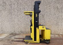 2002 Hyster R30XM2 Electric Ele
