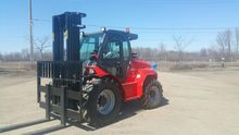 Used 2016 Manitou M5