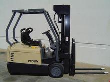 Used 2000 Crown SC40