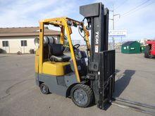 Used 2005 TCM FCG15-