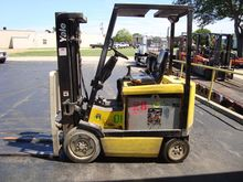 2002 Yale ERC050 Electric Elect