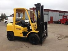 Used Hyster H80XM LP