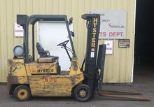 Used 1989 Hyster S50