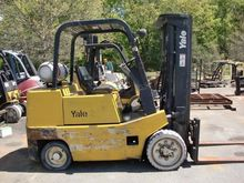 Used 1990 Yale GLC08