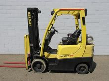 Used 2009 Hyster S50